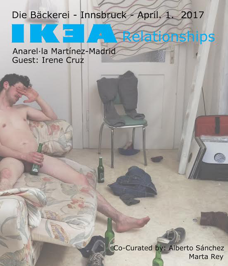 IKEA Relationships der Künstlerin Anarel·la Martínez-Madrid