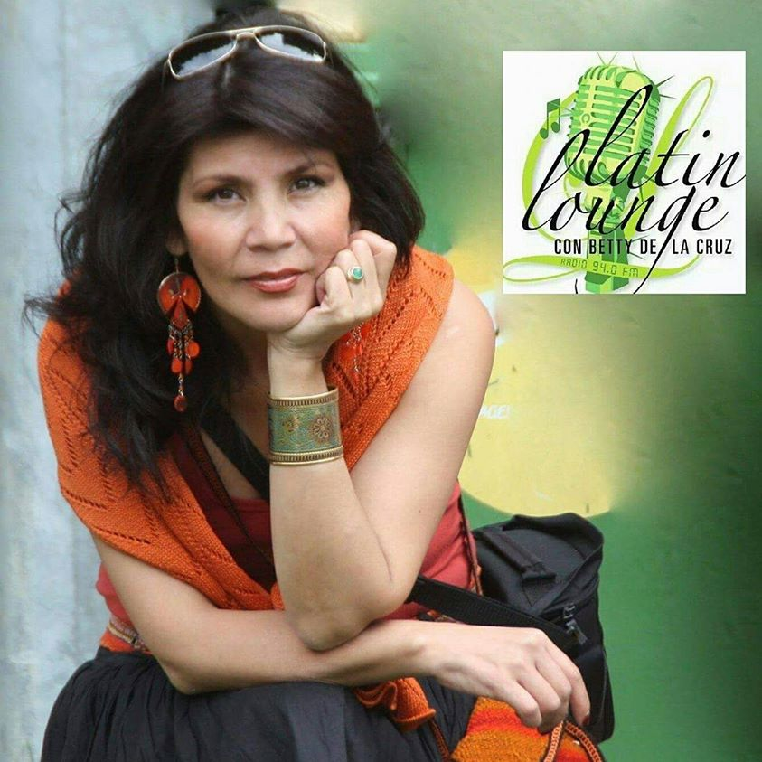 Betty De La Cruz - Radioprogramm: Latin Lounge