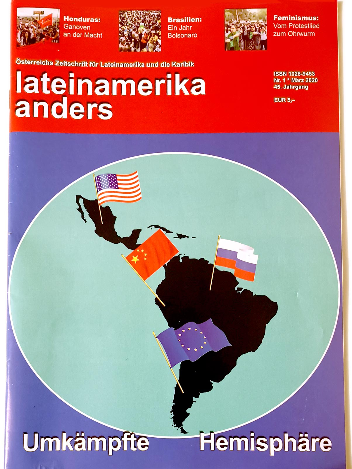 Magazin Lateinamerika anders