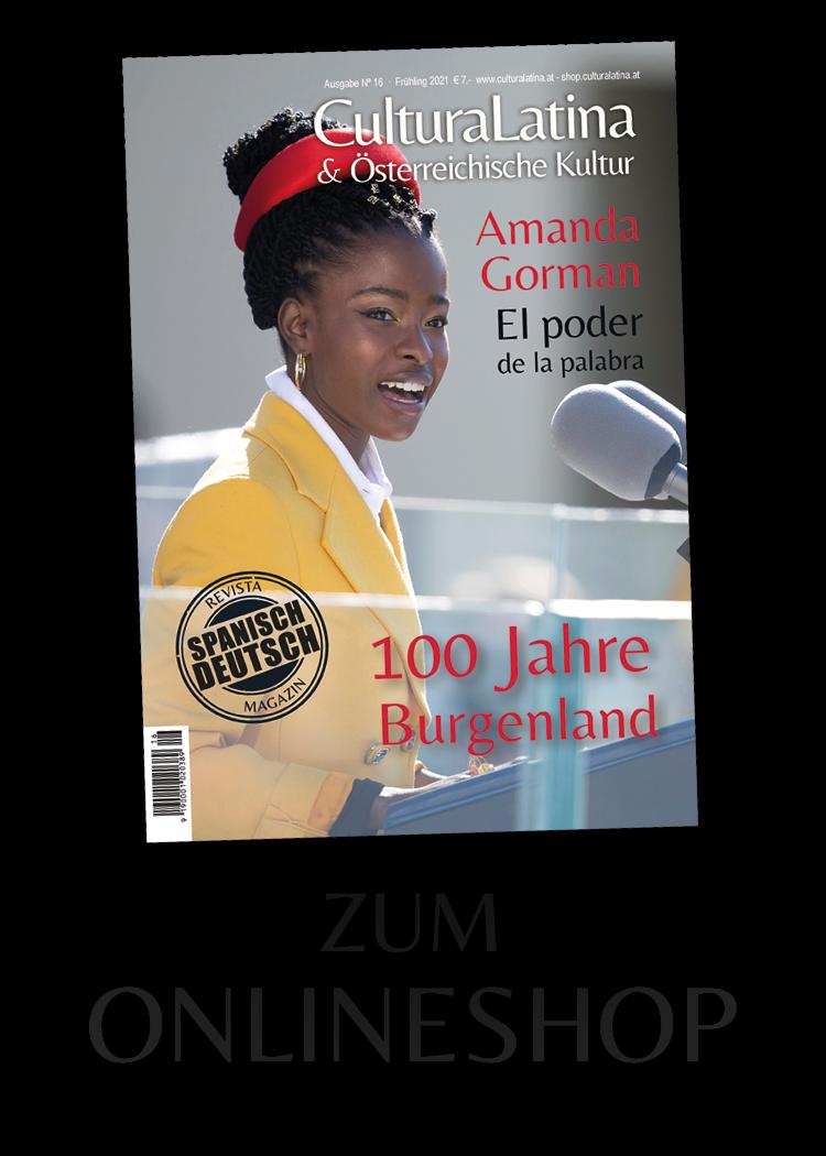CulturaLatina: Lateinamerikanische Zeitschrift Österreichs auf Spanisch und Deutsch