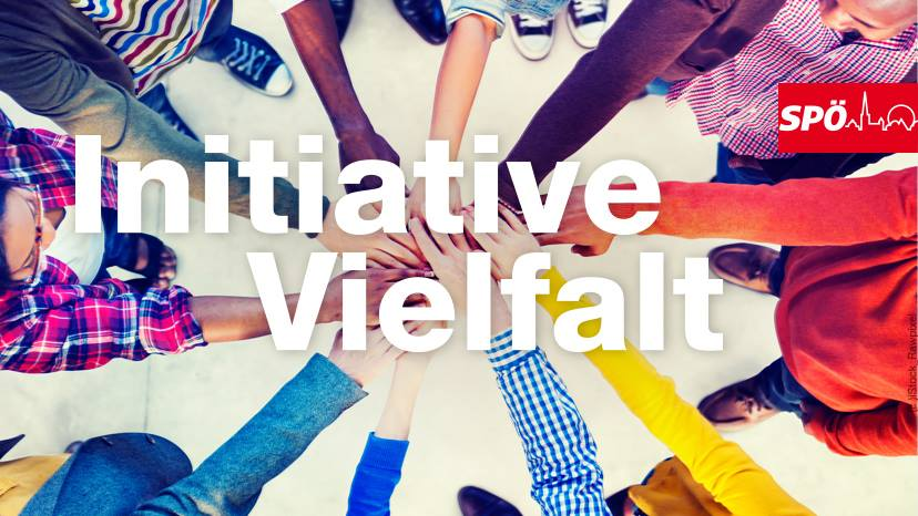 Launch - Initiative Vielfalt