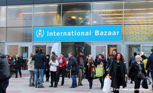 UNWG International Festival-Bazaar 2012 in Wien