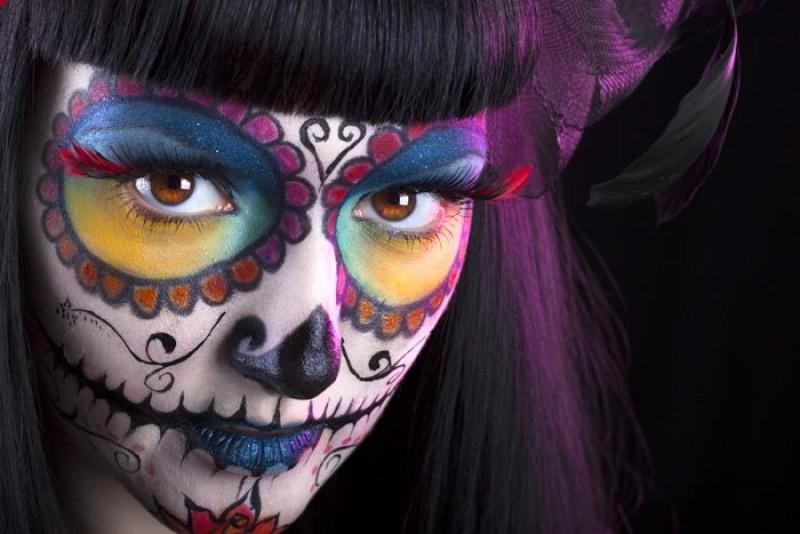 Tradición Mexicana Día De Los Muertos Viena Se Viste De Fiesta Al