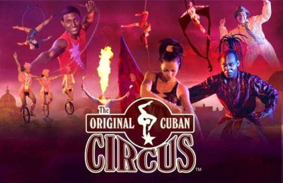 The Original Cuban Circus in Wien