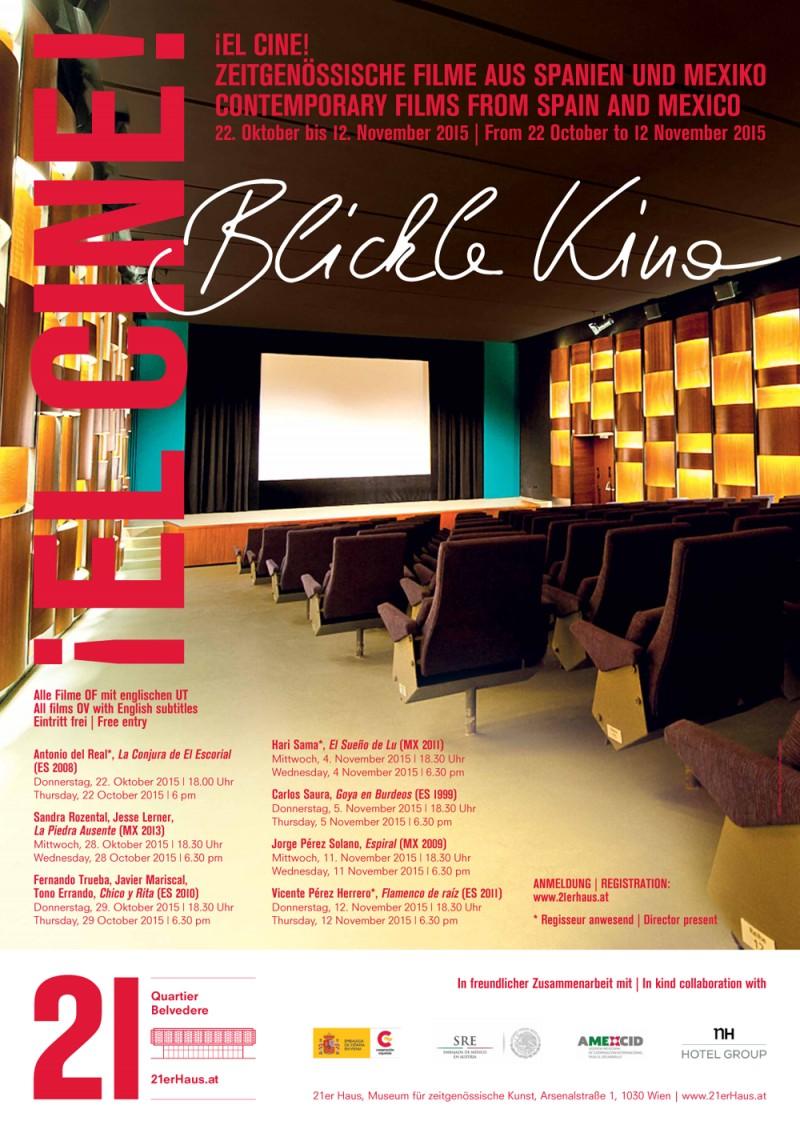 EL CINE! Zeitgenössische Filme aus Spanien und Mexiko - CulturaLatina.at