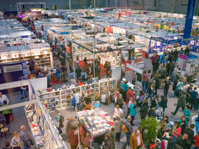 BUCH WIEN 17 – Internationale Buchmesse