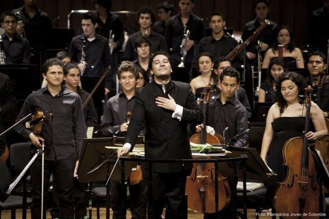 Filarmónica Joven de Colombia (Colombian Youth Philharmonic)